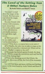 The Sunday Times - Land of the Setting Sun (2)