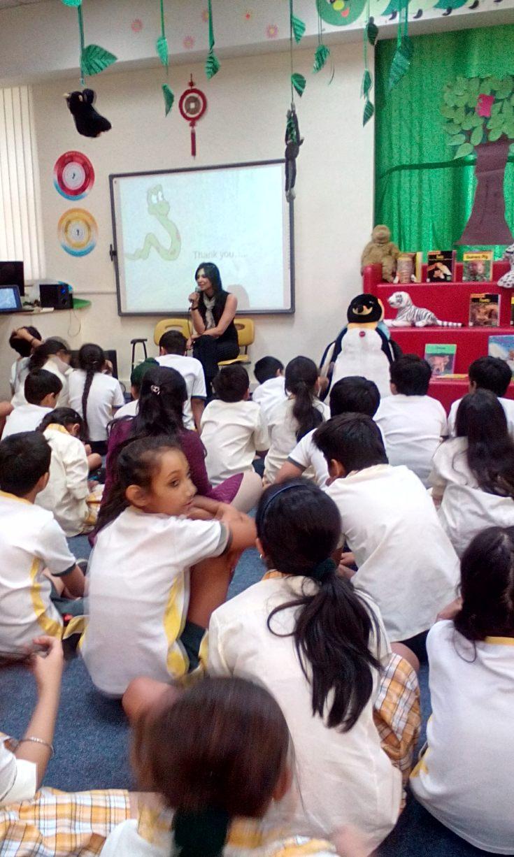 Ecole Mondiale World School - Nov 14 - Junior session