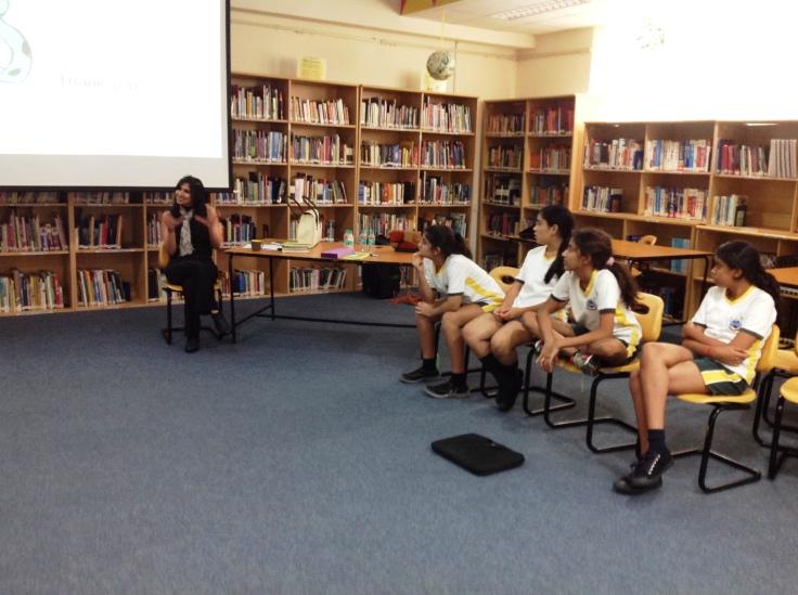 Ecole Mondiale World School - Nov 14