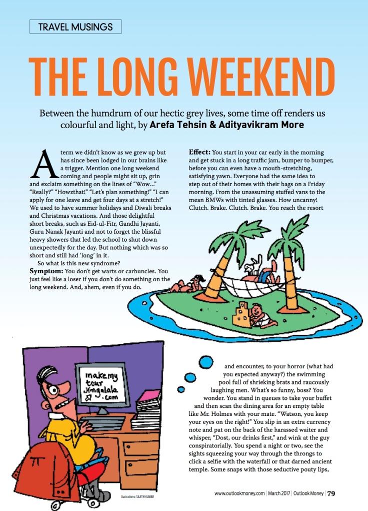 the-long-weekend-outlook
